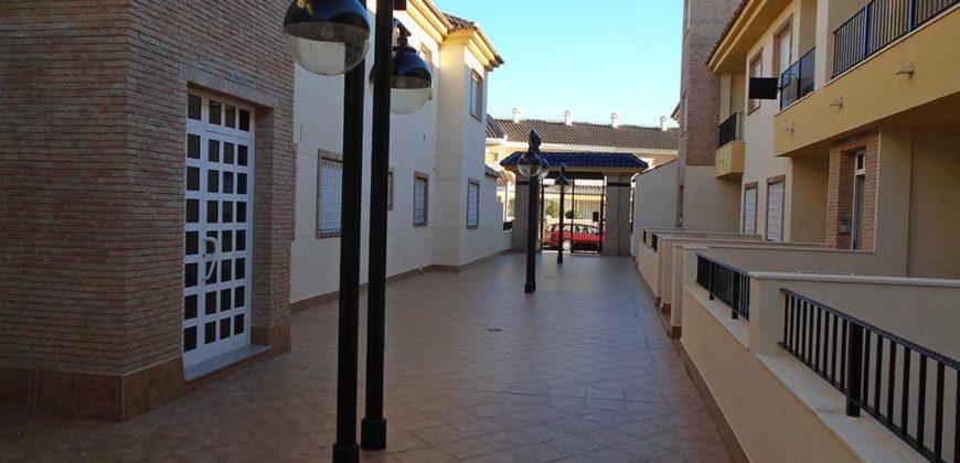 Piso en Los Alcázares