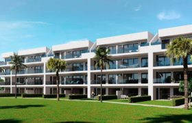 Apartamentos en Golf Resort Condado de Alhama