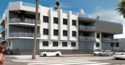 Nuevo edificio en Los Narejos